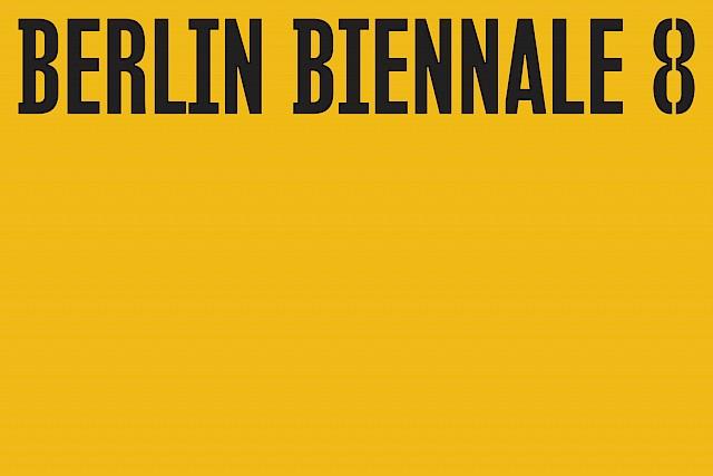 Berlin Biennale Identity