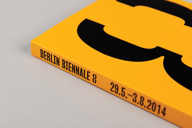 Berlin Biennale Guidebook