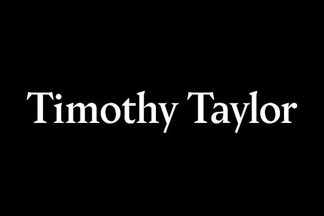Timothy Taylor Identity