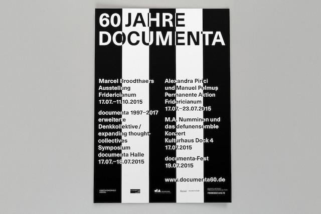 documenta 60 Jahre