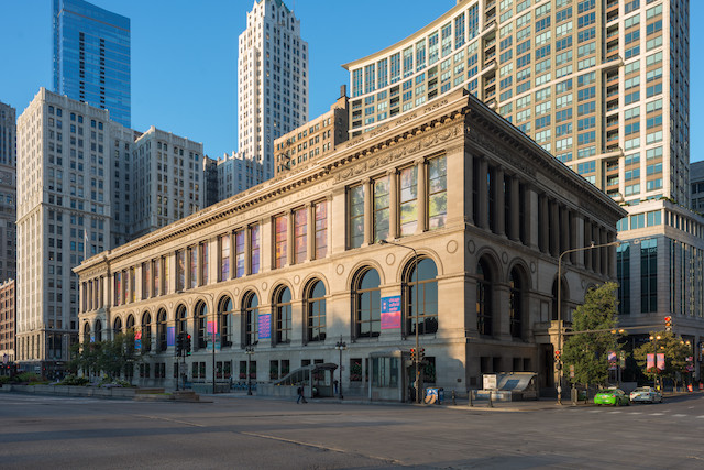 2017 Chicago Architecture Biennial Art Direction