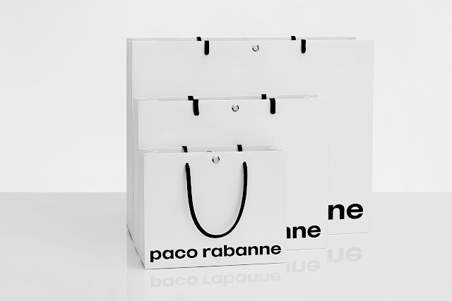 Paco Rabanne Packaging